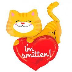 I'm Smitten Kitten Foil Balloon