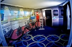 """Daniel's """"Around the World"""" Travel Themed Bar Mitzvah at the Eden Roc in Miami, Florida - South Florida Mitzvah Production by 84 WEST EVENTS"""