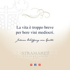 #wine #poetry #goethe #inspirations #aforismi #vino #winequotes