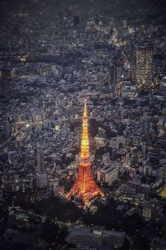 """""""Tokyo Tower and Tokyo Sky Tree photographed from a helicopter by Monuments, Thriller, Tokyo Japan Travel, Beautiful Places, Wonderful Places, Mystery, Live Wallpaper Iphone, Tokyo Tower, City Aesthetic"""