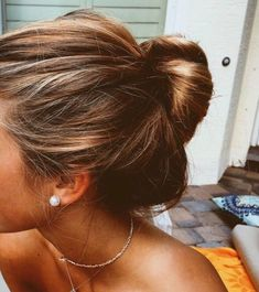 Hair Care Tips That You Shouldn't Pass Up – Hair Extensions Remy Summer Hairstyles, Messy Hairstyles, Pretty Hairstyles, Formal Hairstyles, Wedding Hairstyles, Bad Hair, Hair Day, Hair Inspo, Hair Inspiration