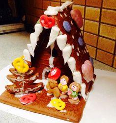Gingerbread house yummy!