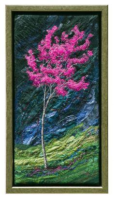 Spring Crabapple by Lorraine Roy