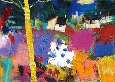 Irish Art by Francis Boag | paintings at The Doorway Gallery by ...