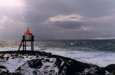 The light at Gullringnes in Vardø - Lighthouse - Wikipedia, the free encyclopedia