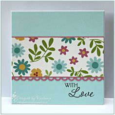 Crafting with Cotnob, Echo Park, Simply Cards & Papercraft, Fiskars