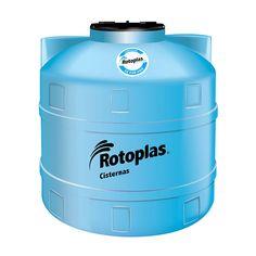 Diámetro: 1.10/0.55 m. Altura: 1.40 m. Polietileno de alta densidad. Incluye válvula de llenado. Flotador No.7 y bomba centrífuga 1/2hp. Con la mayor calidad para 5 personas. Garantiza durabilidad y evita las molestias que implica la construcción de una cisterna convencional. Equipada con accesorios que garantizan cero fugas. Única con Capa Expel que impide la reproducción de bacterias para almacenar agua de la mejor calidad.