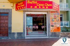Buffet Casa Chen