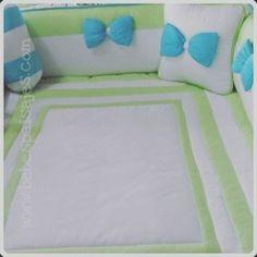 Blue & green...  #juegosdecuna Comunícate al WhatsApp: +573103126695 Info@bebespaisajes.com www.bebespaisajes.com #juegosdecuna #toallas #bebes #sabanas #niños #lenceriabebe #manta #embarazo #decoracionhabitacion #babyshower #toldo #barranquilla  #colombia #maderacountry #cuna #cunas #lenceria #decoracion #juegodecama #babybedding  #babywalldecor  #babyaccesories