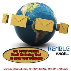 Top Mass Mailing Service and Bulk Email Marketing Service Provider in Delhi/NCR - Kenble Mail Email Marketing Services, Delhi Ncr, Growing Your Business, Top, Crop Shirt, Shirts