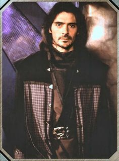Babylon 5 Characters | Marcus Cole was the Ranger liaison to Babylon 5.