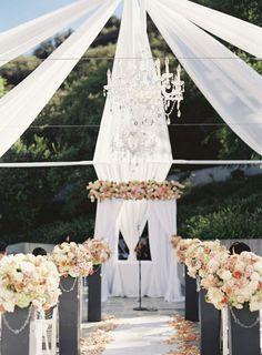 Wedding ● Aisle Decorations