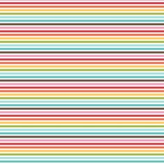 {everyday} multi stripes fabric by misstiina on Spoonflower - custom fabric