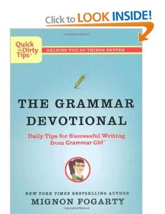 Mignon Fogarty - The Grammar Devotional