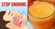 The Delicious Juice That Stops Snoring And Reduce Sleep Apnea!