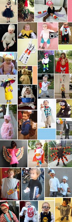 31 DIY Halloween Costumes
