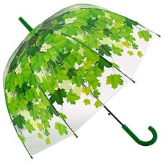 Kung Fu Smith Auto Open Transparent Bubble Green Leaves Print POE Umbrella Kung Fu Smith http://smile.amazon.com/dp/B00V4S8BNK/ref=cm_sw_r_pi_dp_anu-wb048K5NB