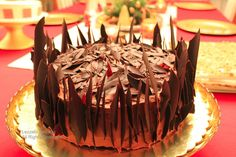 Lezzetli Sanatlar: ÇILGIN ÇİKOLATALI PASTA - DEVIL'S FOOD CAKE