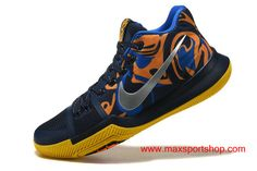 Shop the latest Nike Kyrie 3 iD Chinese Totem Dark Blue Men's Basketball  Shoes online shop - the official stockist of Nike Basketball Shoes.