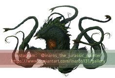 Legendary Monsters, Dragon Pictures, Jurassic World, Detailed Image, Me Me Me Anime, Concept Art, Creatures, Fan Art, Deviantart