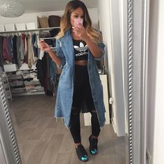 """45.7 m Gostos, 277 Comentários - SHERLINA (@sherlinanym) no Instagram: """"Looks like my closet is about to explode """""""
