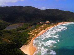 Praia da Armação, Florianópolis, Brazil