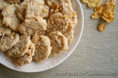 recipes with corn flakes