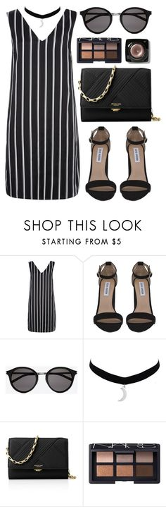 """#34"" by mandyhoran1 ❤ liked on Polyvore featuring New Look, Steve Madden, Yves Saint Laurent, Michael Kors, NARS Cosmetics and Bobbi Brown Cosmetics"