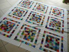 Birgit's Quilt-Blog: Quadratetausch