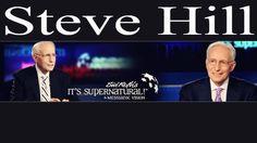 """Sid Roth Its Supernatural""   Steve Hill And Supernatural Travel"