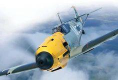Messerschmit Bf-109E Emil.