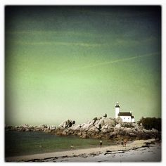 Plage bretonne. Day 11.