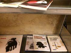 Abril 2018. El 27 de marzo se conmemoró el Día Internacional del Teatro, por ese motivo, os proponemos acercaros a conocer nuestra sección de Teatro, 2ª planta de la Biblioteca. Don Juan, Convenience Store, Signs, Window Displays, March, Getting To Know, Plants, Shop Signs, Sign
