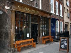 Integrated comms agency Embrace's Clerkenwell favourite: The Jerusalem Tavern is the cutest pub in the area