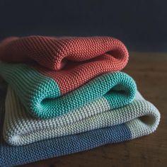 modern heirloom baby blanket - cabot | 100% Egyptian Cotton, Made in USA | koko's nest