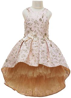 Mischka Aoki - Luxury brand for children Pomp! Little Girl Dresses, Girls Dresses, Flower Girl Dresses, Little Fashionista, Most Beautiful Dresses, Nice Dresses, Baby Girl Fashion, Kids Fashion, Luxury Girl