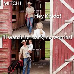 """10x09 """"I don't wanna spend time with Daddy! I wanna spend time with Mitch!!"""" -Katie. Julia's acting was great!"""