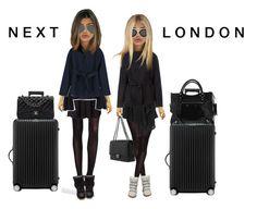 Travel time with Next London, Fendi Bag Bugs, Studio Nicholson, Rimowa, Airport Style, Spanx, Time Travel, Travel Style, Isabel Marant