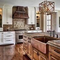 Quiroga Hammered Brass Sink Penny Lane Sink Co In 2020 Copper Farmhouse Sinks Copper Sink Kitchen Design