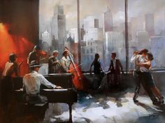 Willem Haenraets : Room with a view I