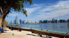 Abu Dhabi, United Arab Emirates, UAE, landscape