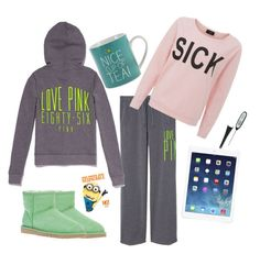 """""""Lazy Day"""" by creationnation ❤ liked on Polyvore"""