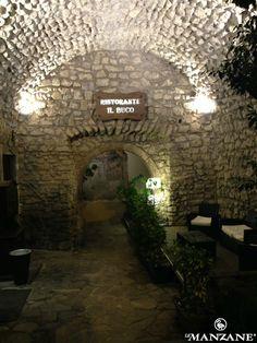 Ristorante il buco a Sorrento. Atmosfera e tradizione italiana per Le Manzane