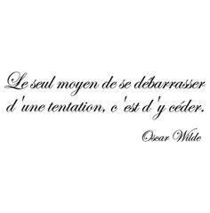 Phrase D'amour Oscar Wilde | Anti Love Quotes