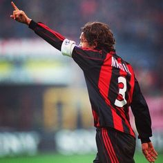 Happy birthday Captain Paolo Maldini, unforgettable number 3! Send him your birthday wishes! #weareacmilan - acmilan's photo on Instagram - Pixsta
