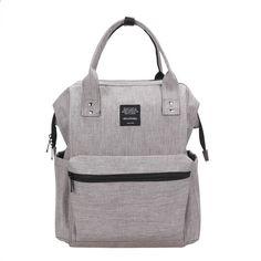 Blöja väska mumie väska hög kapacitet barnvagn väska ryggsäck tote  multifunktion byte blöja väska moderskap baby 768b6c830c1c3