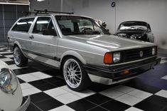 1988 Volkswagen Fox Wagon