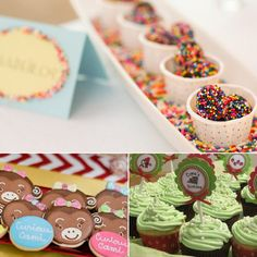 Children's birthday party ideas are many and varied, but when it comes to our turn planning the party we sort of go blank. We pinned some excellent ideas for Kids birthday party themes. Check them out.