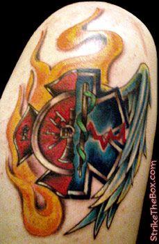 ems tattoo