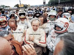 Imágenes inéditas de la Fórmula 1 - Taringa!
